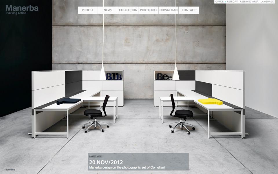 Manerba Evolving Office