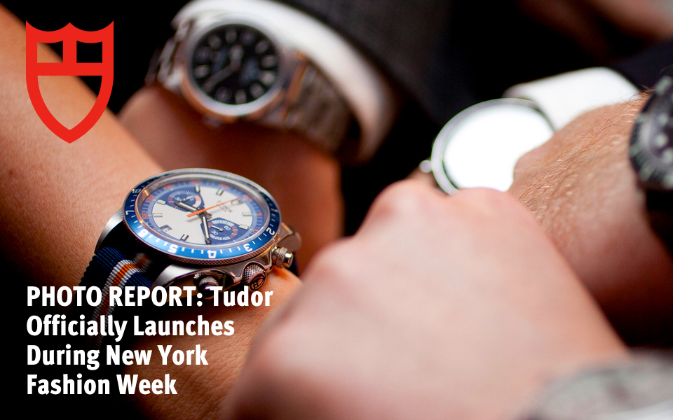 Tudor Watches and Hodinkee