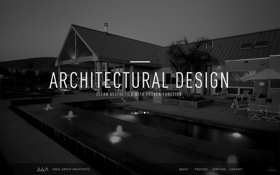 Diehl Group Architects Html Inspiration Html Css Web