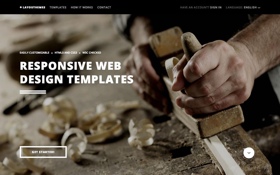 templates html html inspiration html css web design inspiration