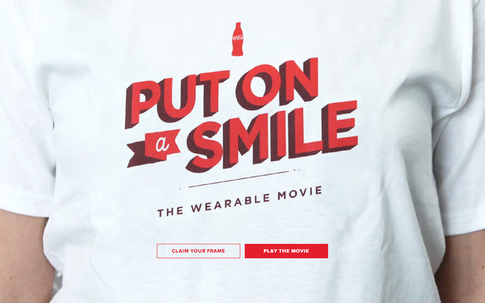 Put On A Smile - The Wearable Movie