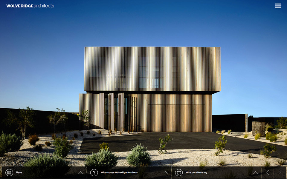 Wolveridge Architects